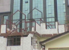 Bungalow Build Up Truss For Adding Third Floor